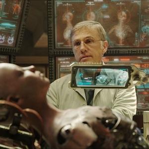 کریستوف والتز در فیلم سینمایی «آلیتا: فرشته جنگ» (Alita: Battle Angel)