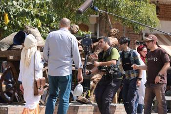 پشت صحنه فیلم سینمایی «سوفی و دیوانه»