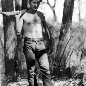مارتین شین در نمایی از فیلم «زمین های لم یزرع» (Badlands)