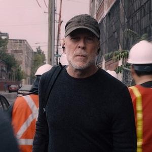 بروس ویلیس در فیلم سینمایی «گلس» (Glass)