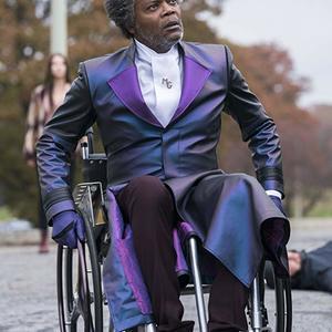 ساموئل ال جکسون در فیلم سینمایی «گلس» (Glass)