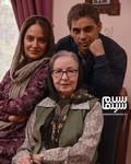 پیمان معادی، مهناز افشار و زهره عباسی در پشت صحنه فیلم «ناگهان درخت»