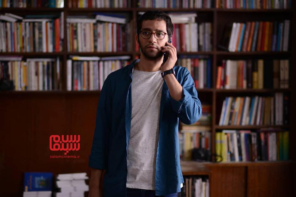 سجاد تابش در فیلم کوتاه «قصر»