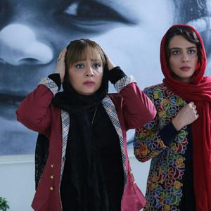 مارال فرجاد و لیلا برخورداری در فیلم «کوتاه مثل زندگی»