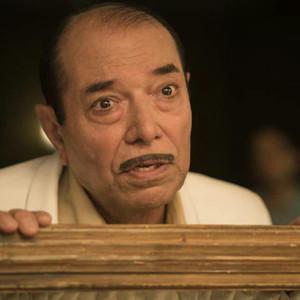 علی نصیریان در فیلم «مسخره باز»