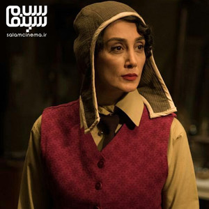 هدیه تهرانی در فیلم «مسخره باز»