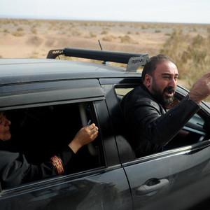 مهران احمدی در فیلم «قسم»