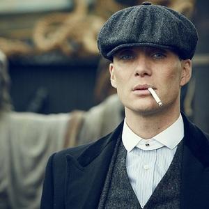 کیلین مورفی در سریال «پیکی بلایندرز» (Peaky Blinders)