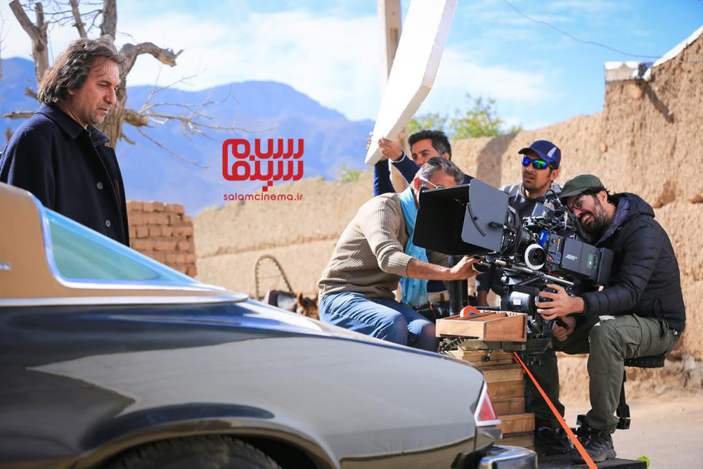 پشت صحنه فیلم سینمایی «سمفونی نهم»
