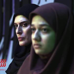 بهناز جعفری در فیلم سینمایی «یلدا»