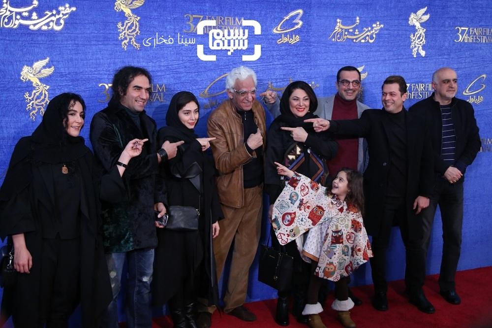 اکران فیلم «تیغ و ترمه» در جشنواره فجر 37
