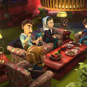 انیمیشن «شب آفتابی»