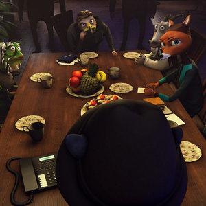 انیمیشن سینمایی «شب آفتابی»