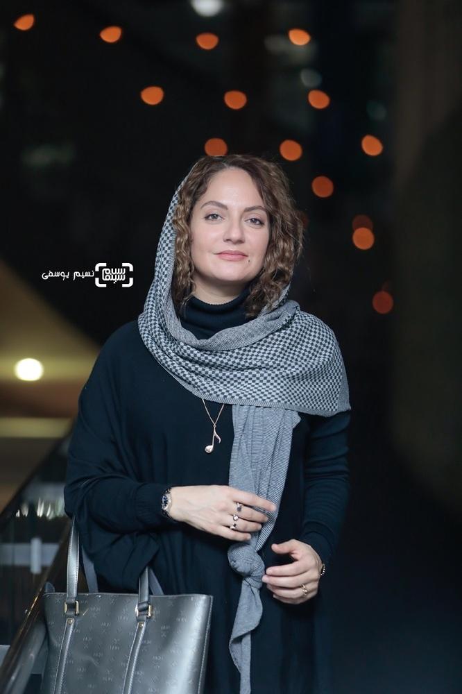 مهناز افشار در اکران فیلم «ناگهان درخت» در جشنواره فیلم فجر 37
