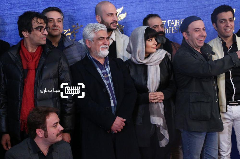 اکران فیلم «دیدن این فیلم جرم است!» در جشنواره فجر 37