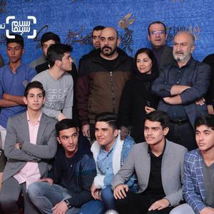 فرش قرمز فیلم «بیست و سه نفر» در جشنواره فیلم فجر 37
