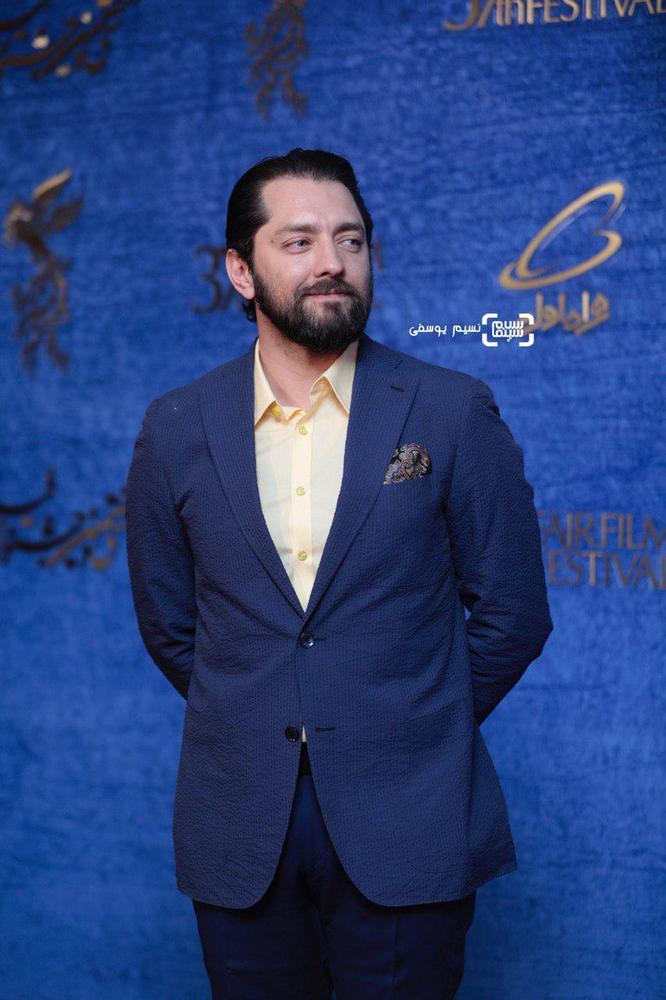 بهرام رادان در اکران فیلم سینمایی «ایده اصلی» در جشنواره فیلم فجر 37