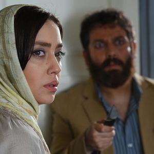 بهاره کیان افشار در فیلم کوتاه «حضور مخفی یک بیگانه»