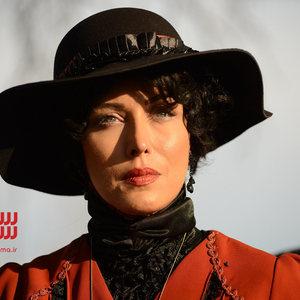 مهتاب کرامتی در قسمت اول سریال «رقص روی شیشه»