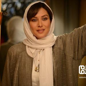 مهتاب کرامتی در قسمت اول سریال نمایش خانگی «رقص روی شیشه»