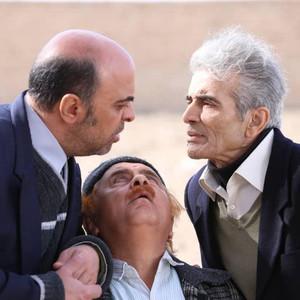 محمد شیری، آرش نوذری و احمدرضا اسعدی در سریال «دنیای گمشده»