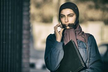 محیا دهقانی در فیلم «ماجرای نیمروز»