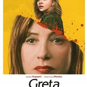 پوستر فیلم سینمایی «گرتا» با بازی ایزابل هوپر و کلویی گریس مورتز