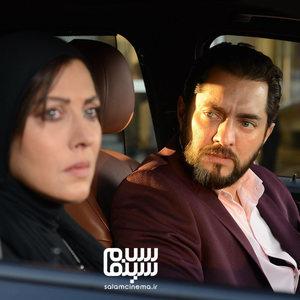 بهرام رادان در قسمت دوم سریال «رقص روی شیشه»