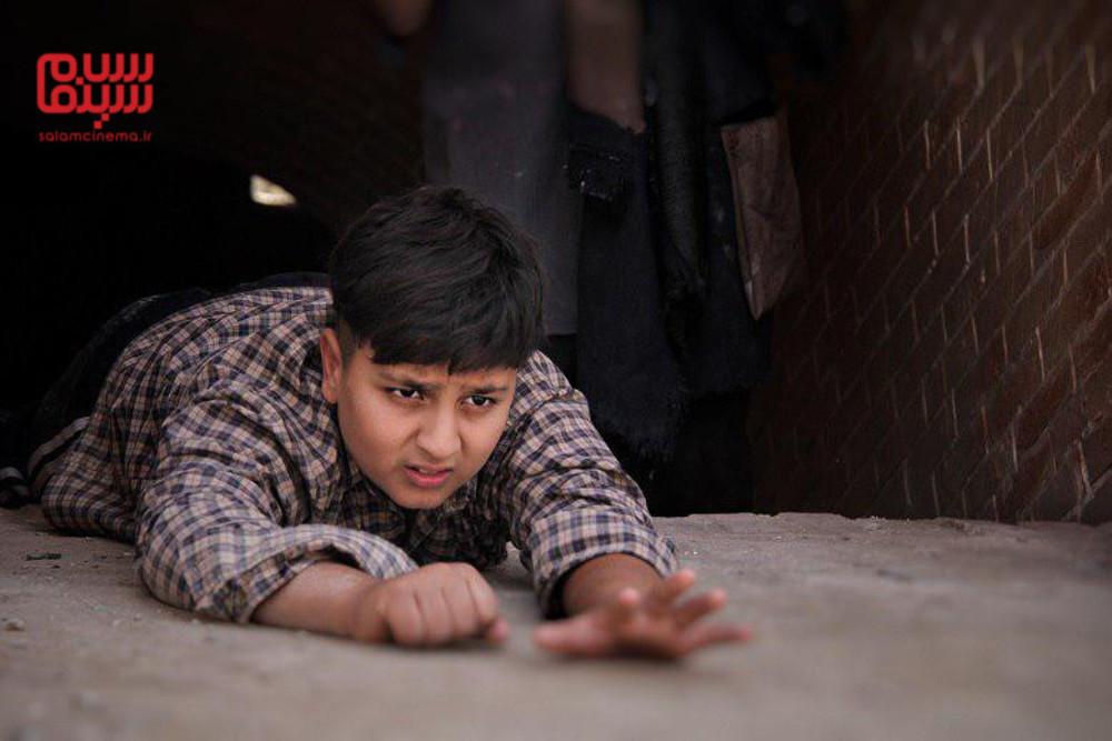 محمدرضا شیرخانلو در سریال «حکایت های کمال»