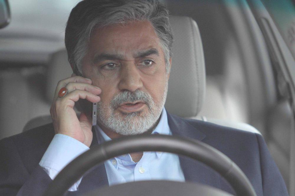 پرويز پرستويى در فیلم سینمایی «قاتل اهلی»