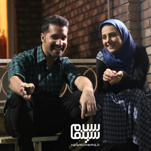محمدامین کریم پور و جوانه دلشاد در فیلم «سرکوفت»