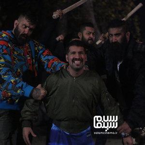 محمدامین کریم پور در فیلم «سرکوفت»