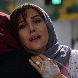 مهتاب کرامتی در قسمت سوم سریال «رقص روی شیشه»