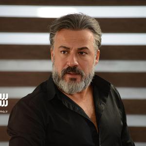 امیر آقایی در قسمت سوم سریال «رقص روی شیشه»