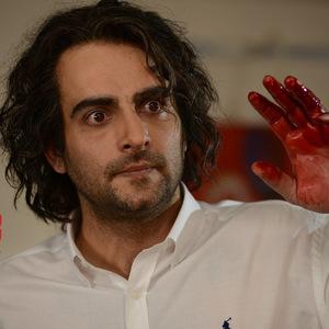 حامد کمیلی در قسمت سوم سریال «رقص روی شیشه»