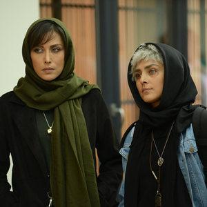 مهتاب کرامتی و هدی زین العابدین در قسمت 4 سریال «رقص روی شیشه»