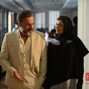 امیر آقایی و میترا حجار در قسمت 4 سریال «رقص روی شیشه»