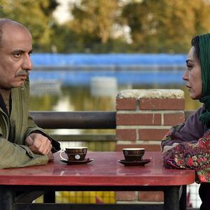 امیر جعفری و شقایق فراهانی در فیلم «آزاد به قید شرط»