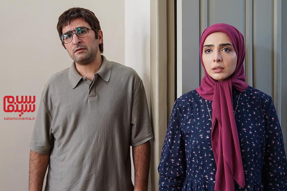 ناصر سجادی حسینی و المیرا دهقانی در سریال «لحظه گرگ و میش»
