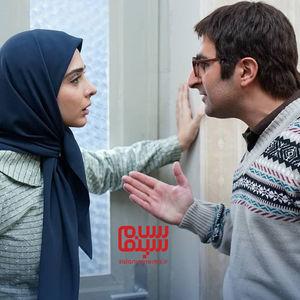 ناصر سجادی حسینی و المیرا دهقانی در سریال تلویزیونی «لحظه گرگ و میش»