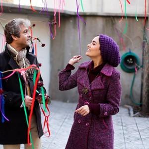 حسین یاری و میترا حجار در فیلم سینمایی «یادم تو را فراموش»