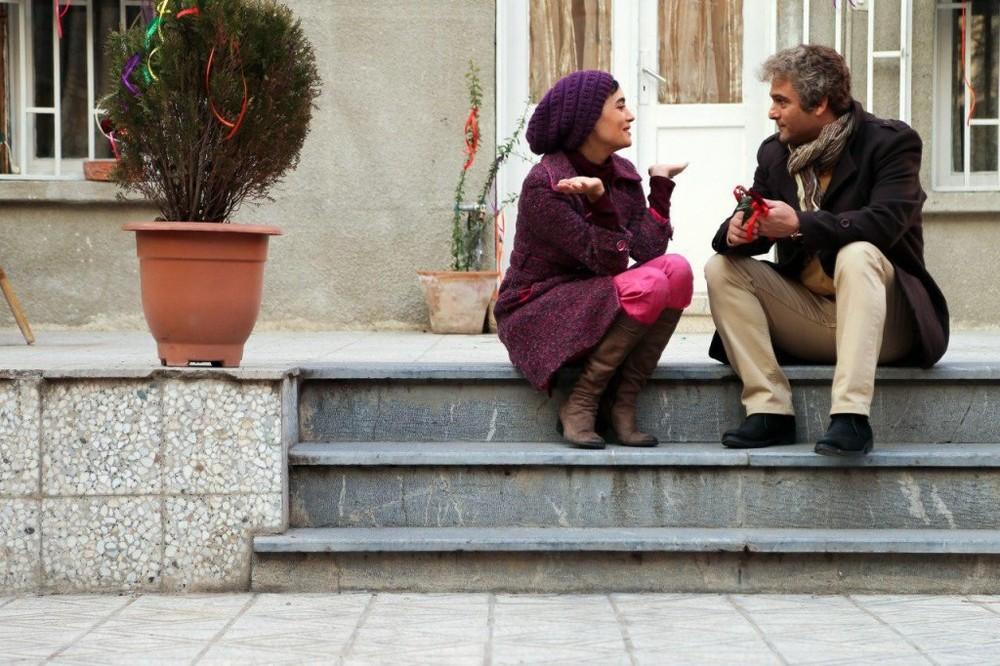 حسین یاری و میترا حجار در «یادم تو را فراموش»