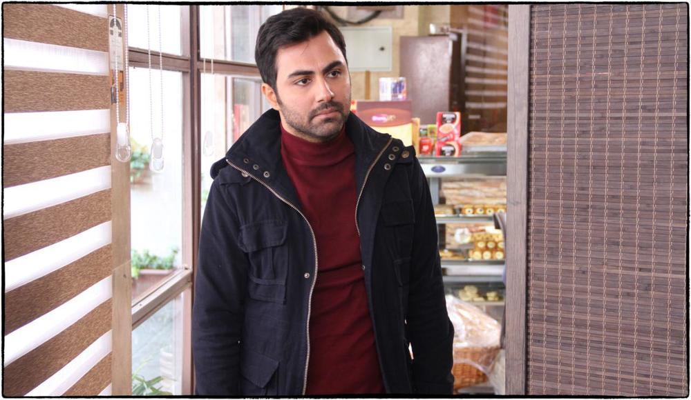 بابک انصاری در فیلم «ماجان»