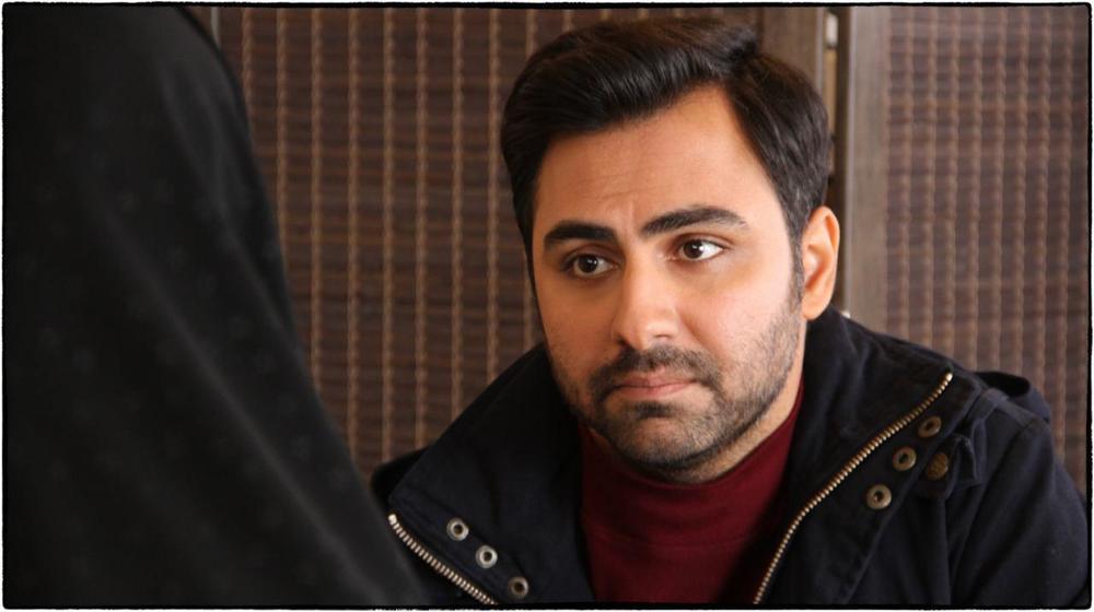 بابک انصاری در فیلم سینمایی «ماجان»