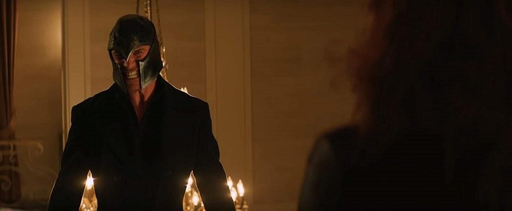 مایکل فاسبندر در فیلم سینمایی مردان ایکس: ققنوس سیاه (X-Men: Dark Phoenix)