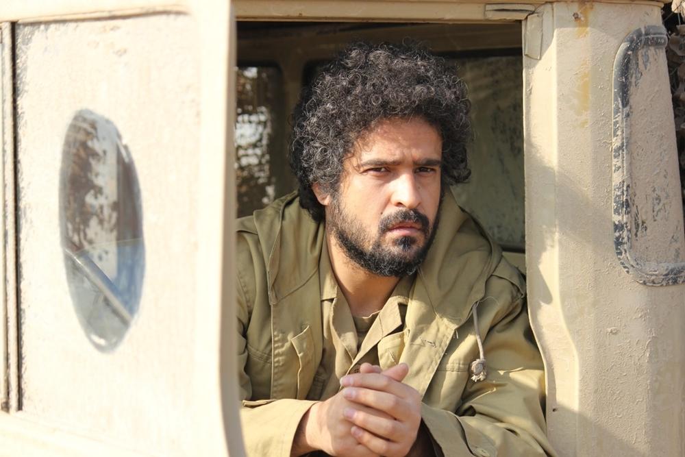 مجتبی پیرزاده در فیلم «دریاچه ماهی»