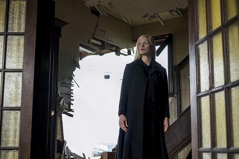 جسیکا چستین در فیلم سینمایی مردان ایکس: ققنوس سیاه (X-Men: Dark Phoenix)