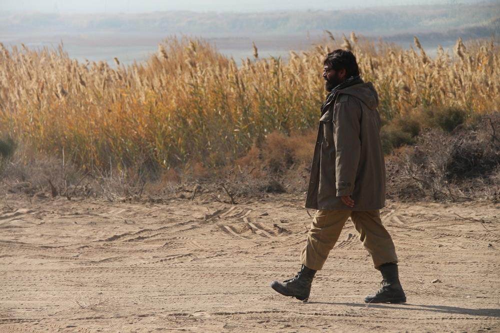 نادر فلاح در فیلم سینمایی «دریاچه ماهی»
