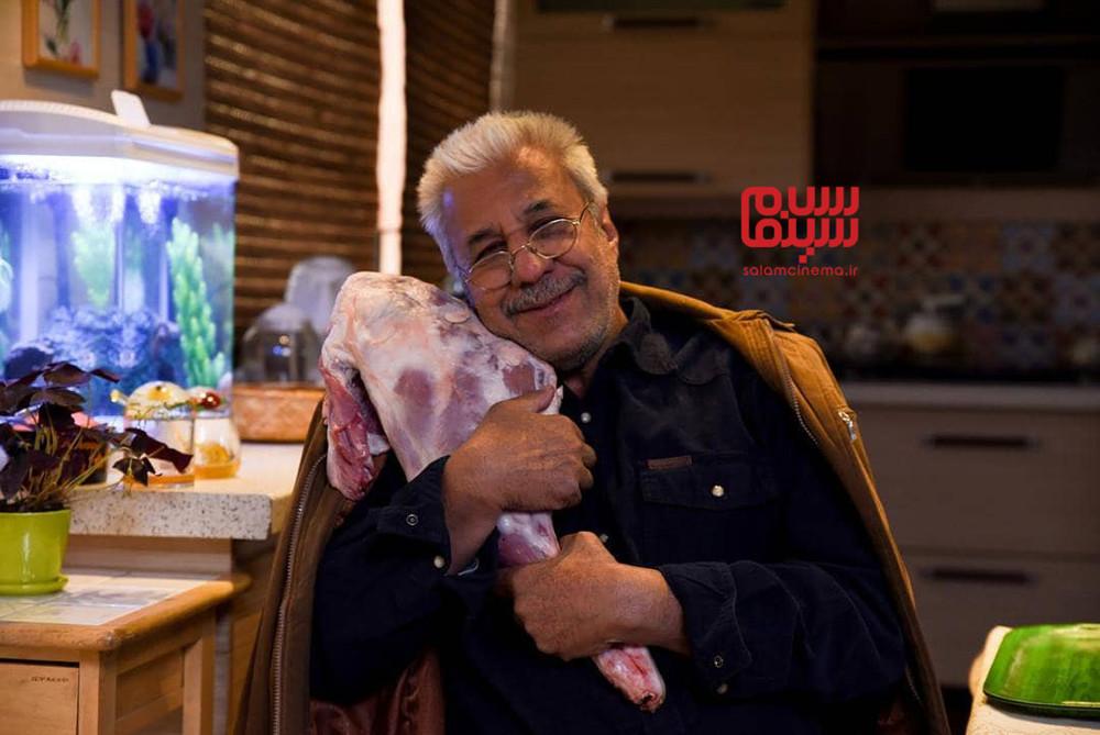 محمد فیلی در سریال «دنگ و فنگ روزگار»