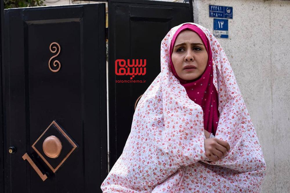 سارا والیانی در سریال «دنگ و فنگ روزگار»